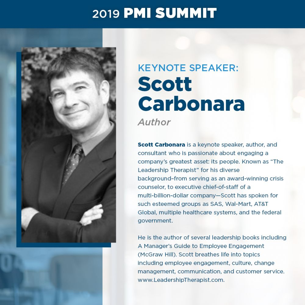 PMI DigitalSpeakerKeynote